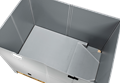 Over Wall Box 1200x800x945mm